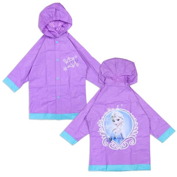 Frozen Rain Slicker for Toddler Girls