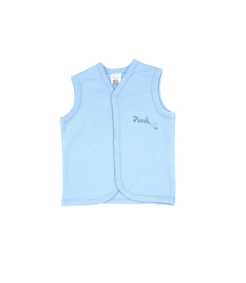 Piccolini Vest for Toddler Boys - Size 3T