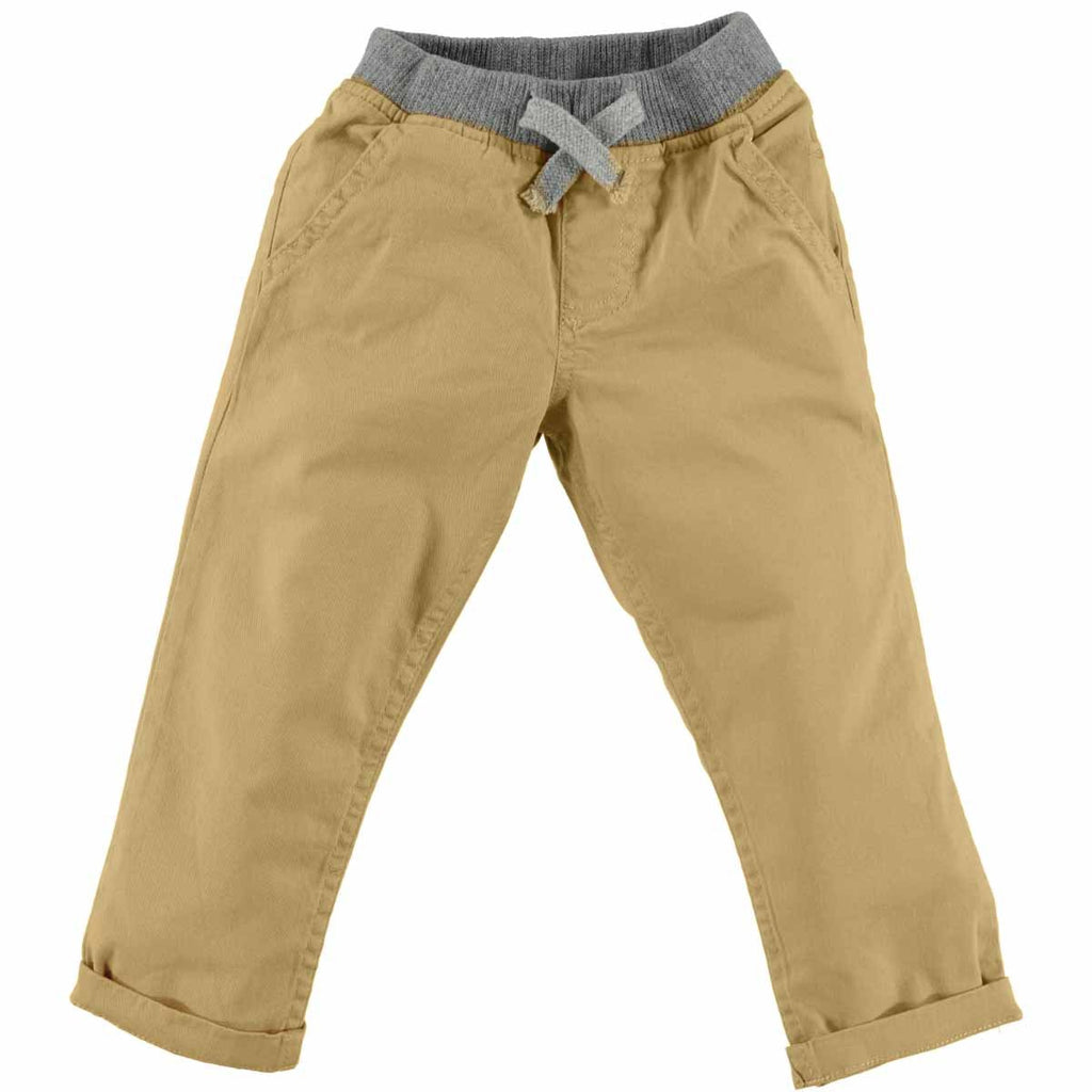 Civil Baby Linen Rib Classic Pants for Boys