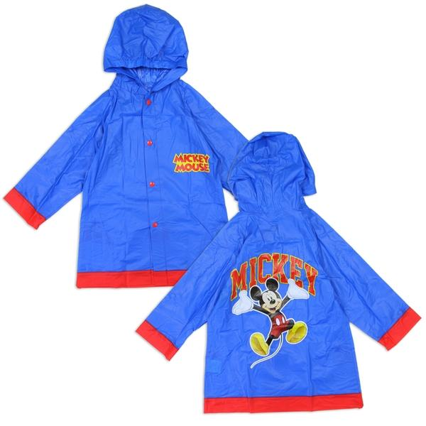 Mickey Mouse Rain Slicker for Toddler Boys