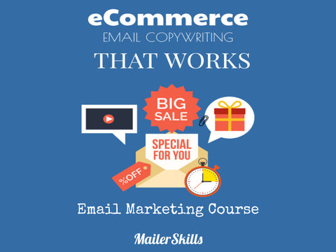 Ecommerce Email Copywriting