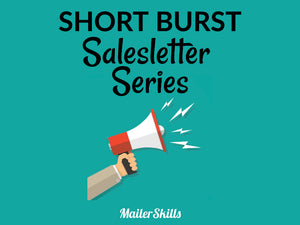 Short Burst Salesletter Sequence - Agency Edition