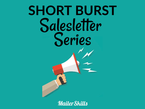 Short Burst Salesletter Sequence Training