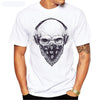 T-SHIRT FASHION SKULL - MAN