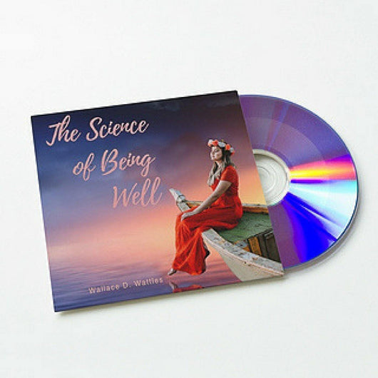 The Science of Being Well (Audiobook) - 22lionsbookstore.myshopify.com