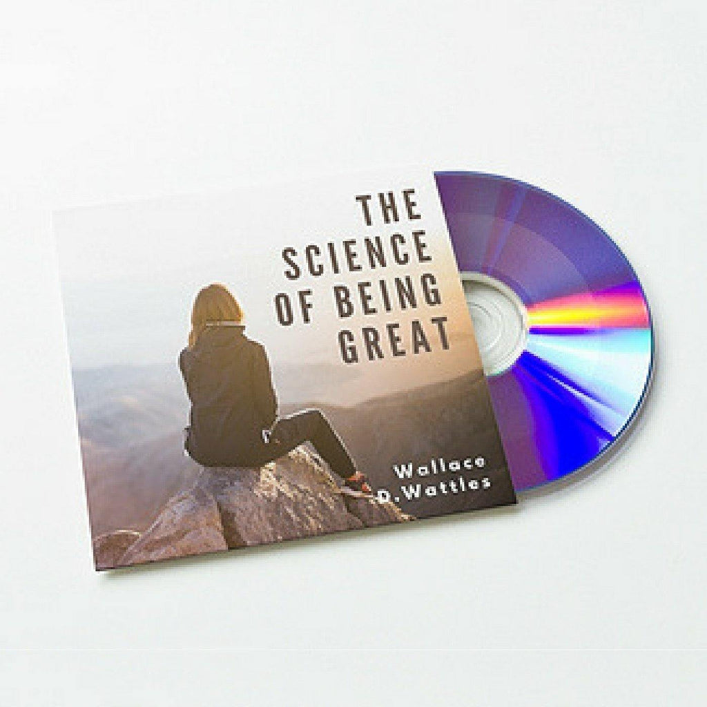 The Science of Being Great (Audiobook)