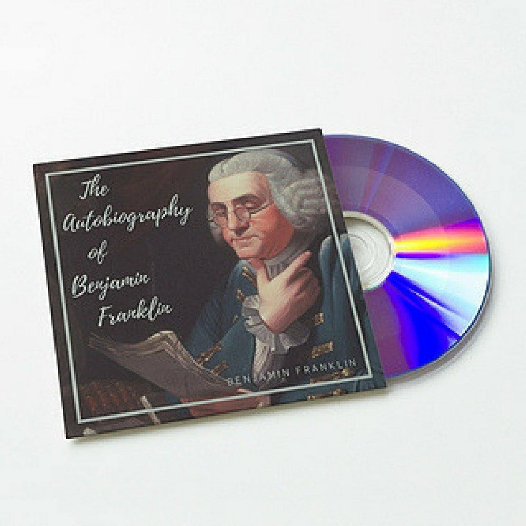 The Autobiography of Benjamin Franklin (Audiobook)