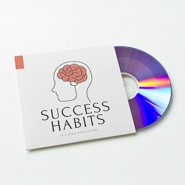 Success Habits (Audiobook) - 22lionsbookstore.myshopify.com