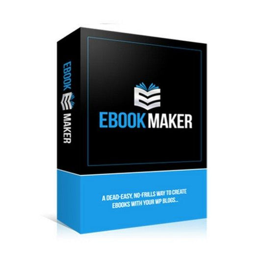 Ebook Maker Plugin for Wordpress - 22 Lions Shop - 22lionsbookstore.myshopify.com