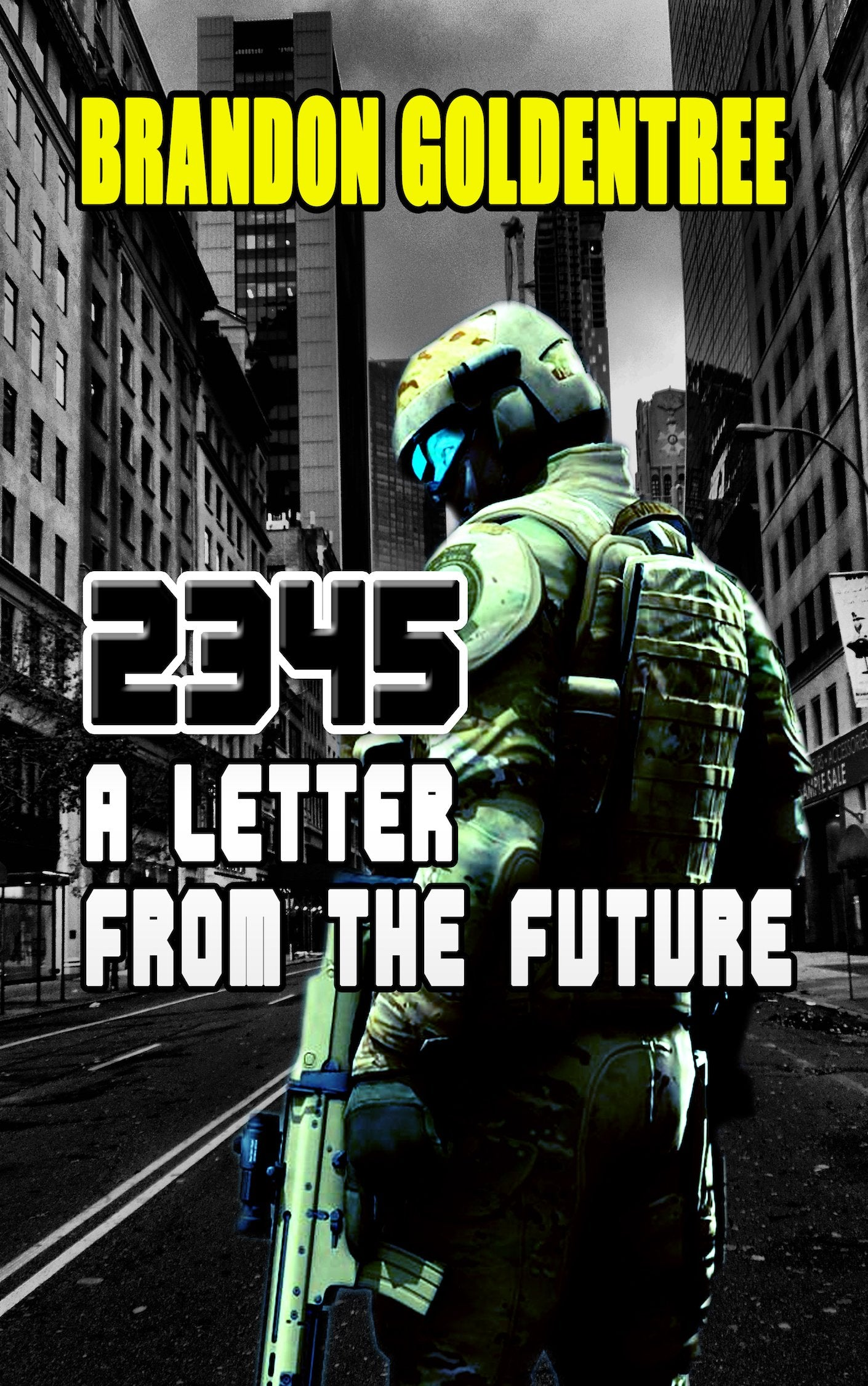 2345: A Letter From The Future (ebook) | 22 Lions
