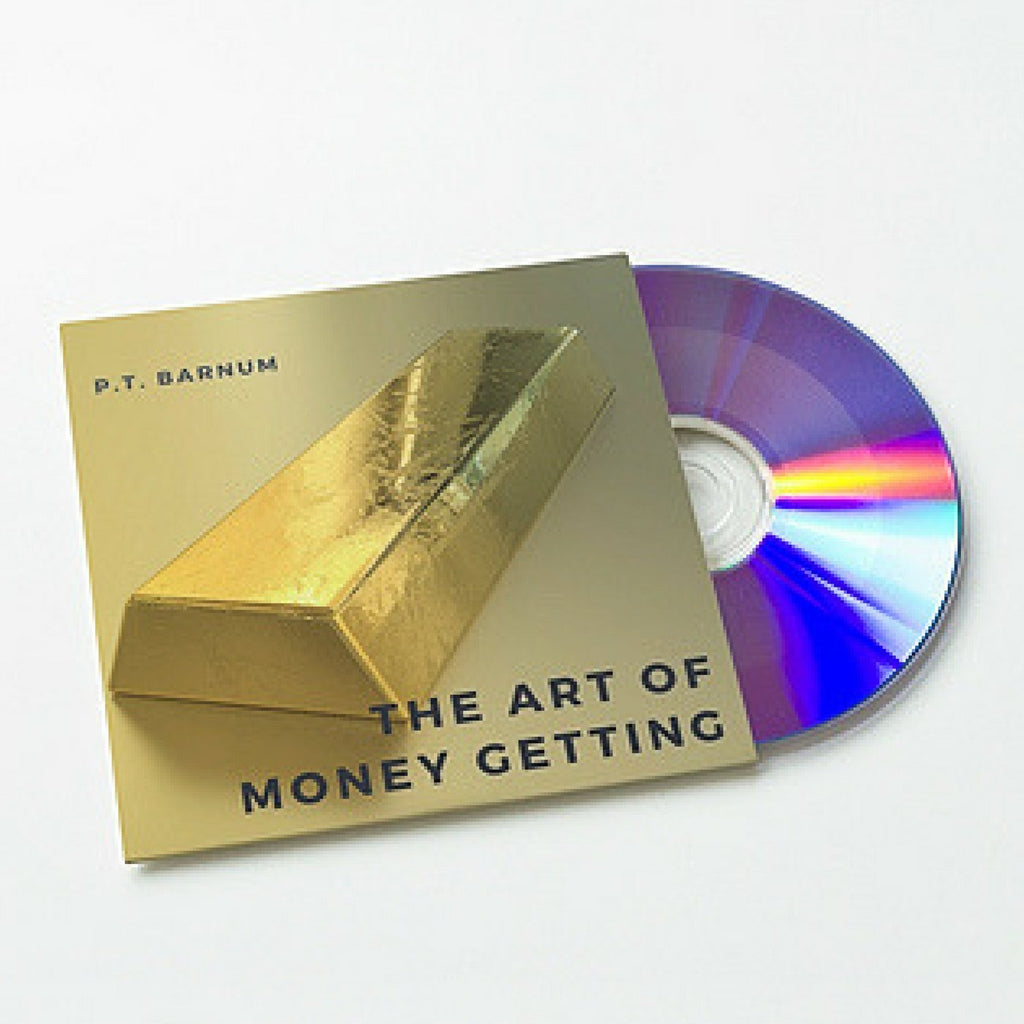 The Art of Money Getting (Audiobook)