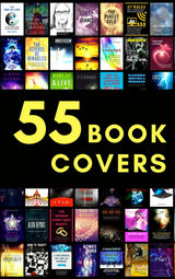 55 High Quality Book Covers Templates - 22 Lions Shop - 22 Lions