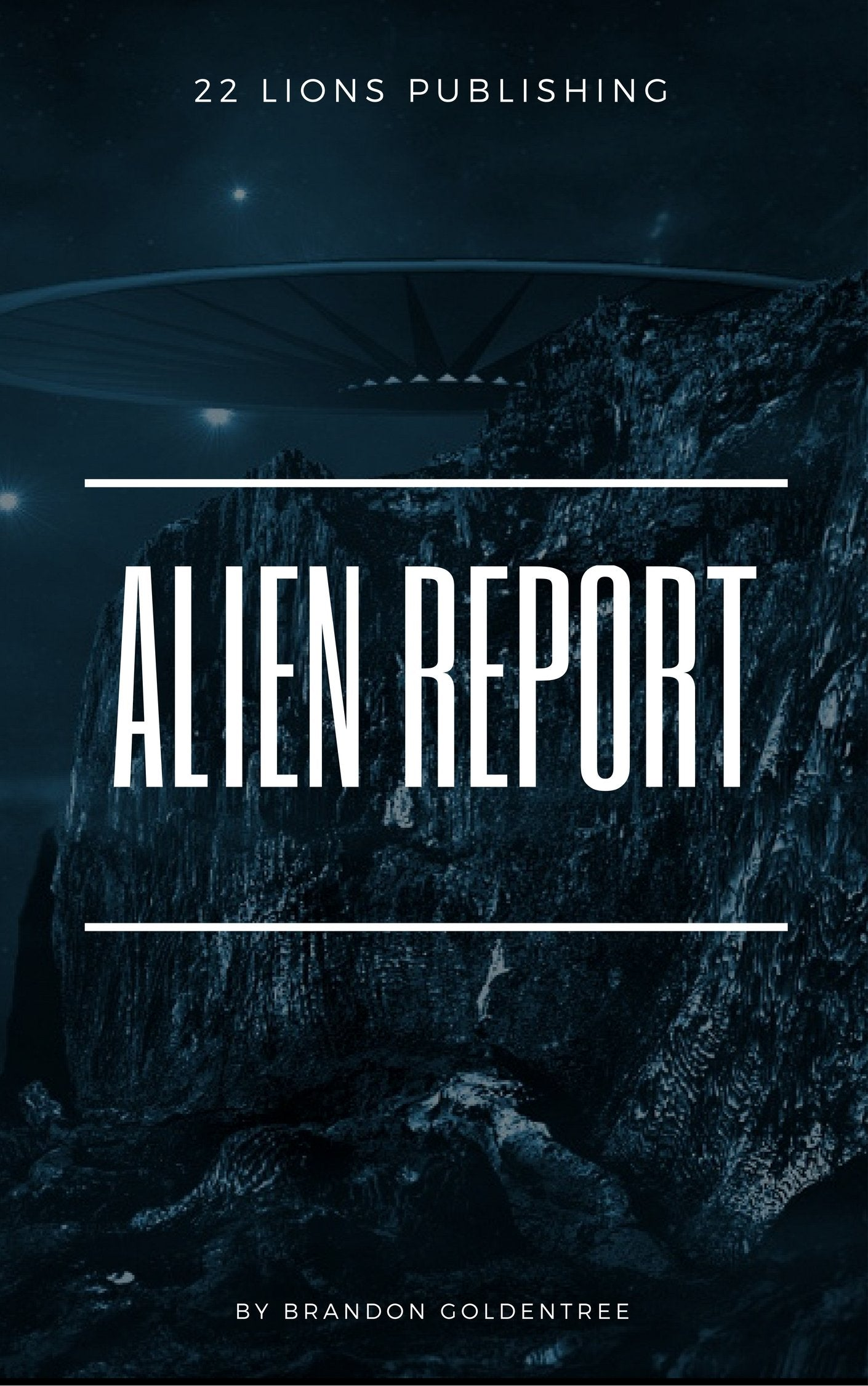 Alien Report (ebook) | 22 Lions