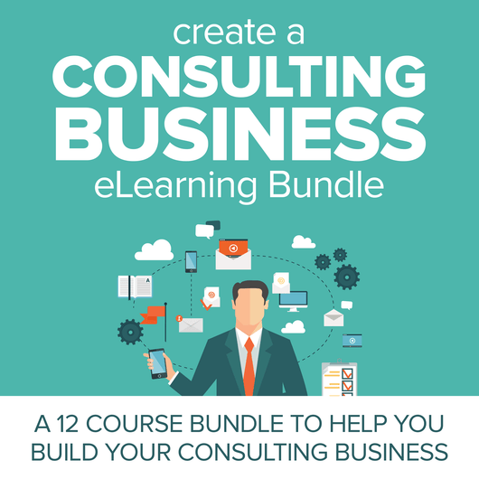 Course: Create a Consulting Business eLearning Bundle - 22 Lions