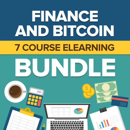 Course: Finance and Bitcoin eLearning Bundle - 22lionsbookstore.myshopify.com