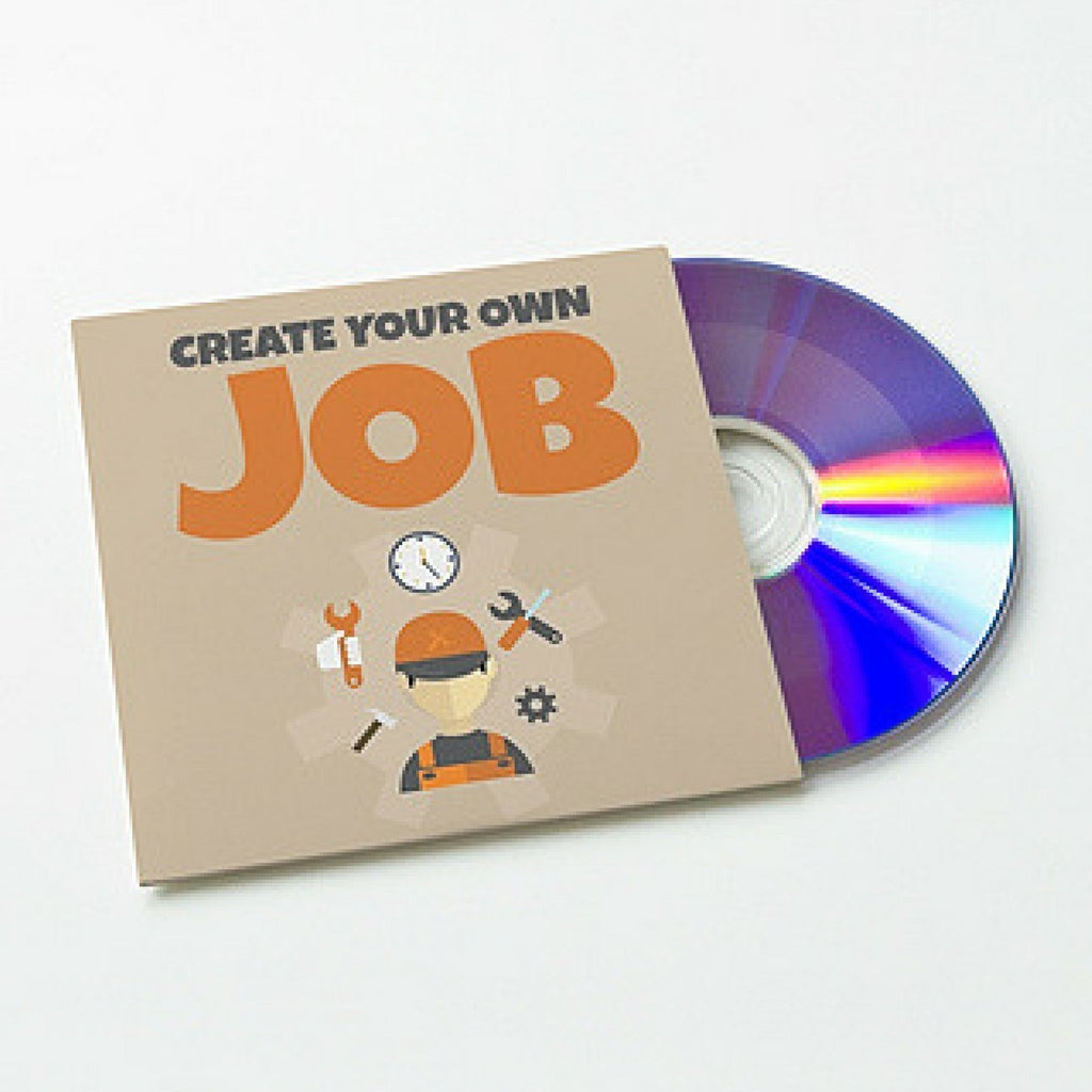 Create Your Own Job (Audiobook)