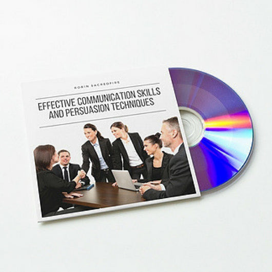Effective Communication Skills and Persuasion Techniques (Audiobook) - 22 Lions