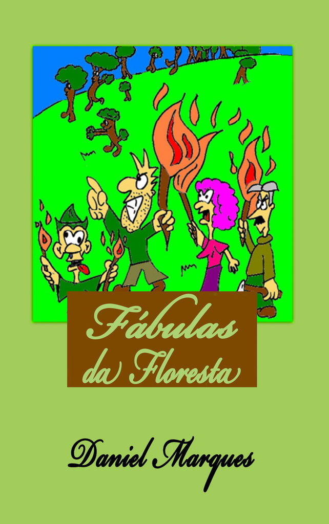 Fábulas da Floresta (ebook)