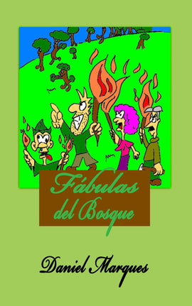 Fábulas del Bosque (ebook)