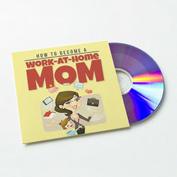 How to Become a Work at Home Mom (Audiobook) - 22lionsbookstore.myshopify.com