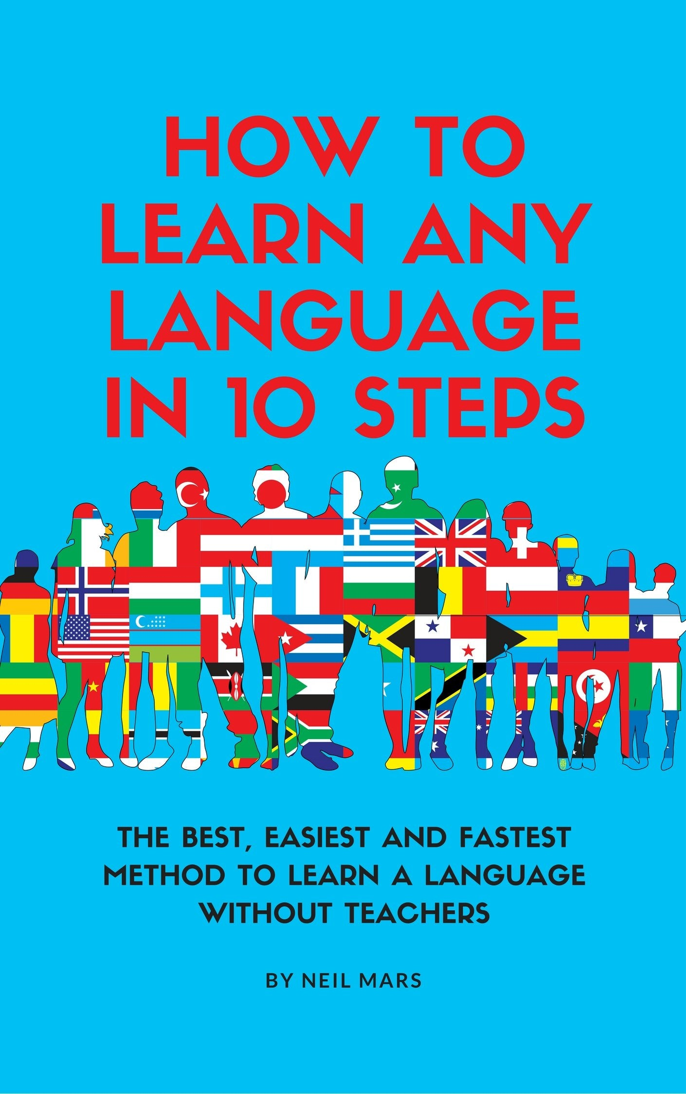 How to Learn Any language in 10 Steps (ebook) | 22 Lions