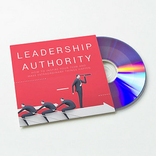 Leadership Authority (Audiobook) - 22 Lions