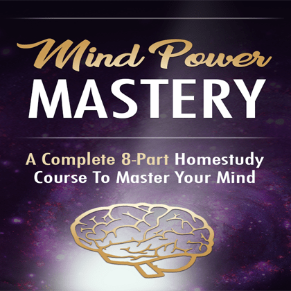 Course: Mind Power Mastery - 22lionsbookstore.myshopify.com