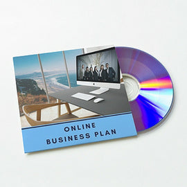 Online Business Plan (Audiobook)
