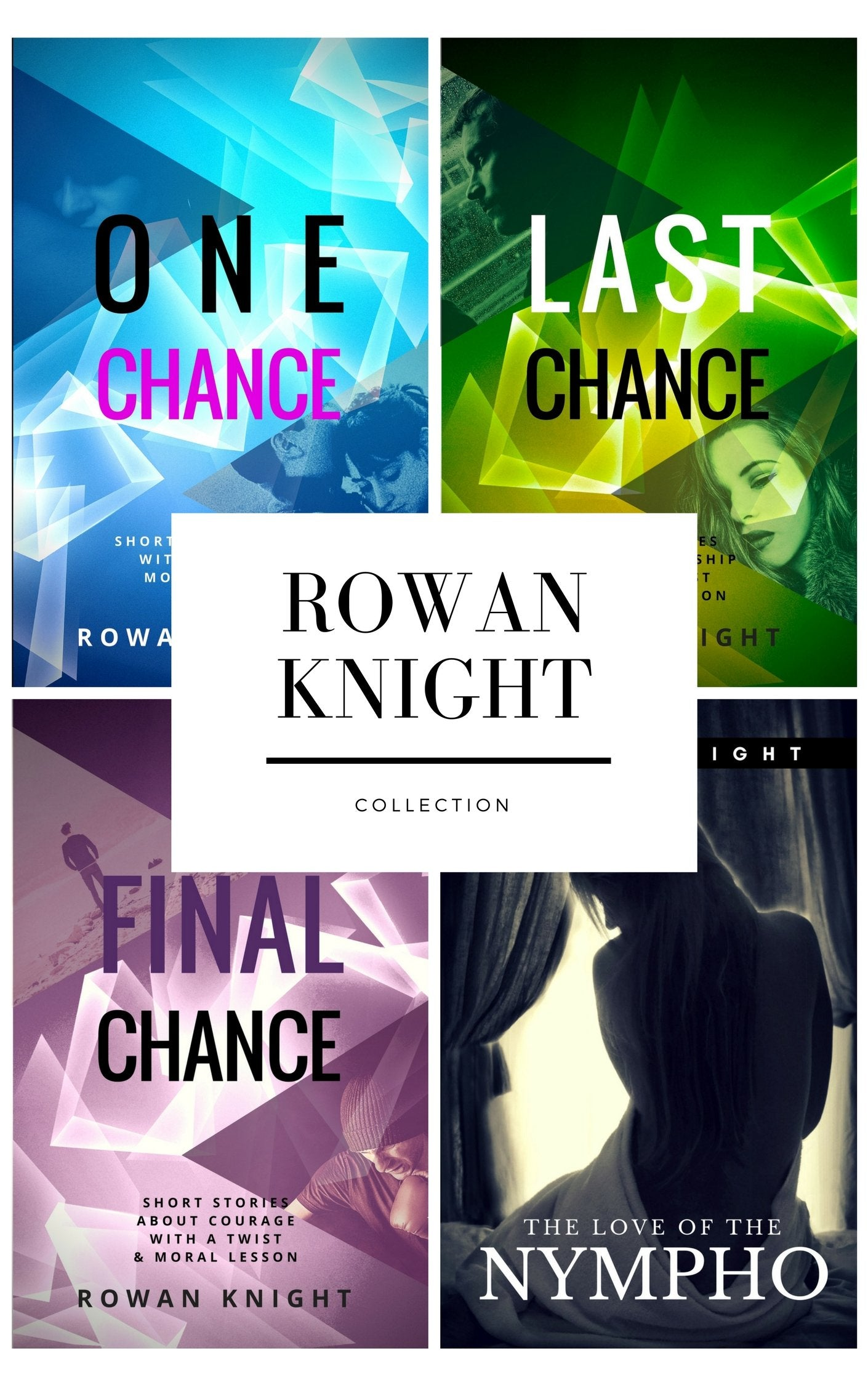 Rowan Knight - Bundle | 22 Lions