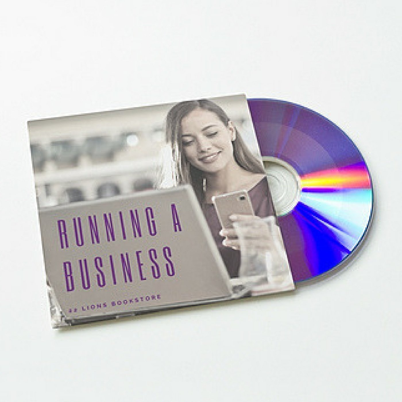 Running A Business (Audiobook) | 22 Lions