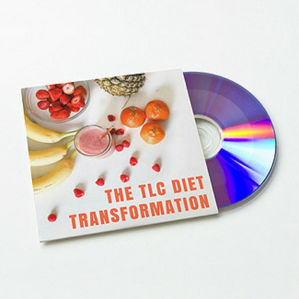 TLC Diet Transformation (Audiobook) - 22lionsbookstore.myshopify.com