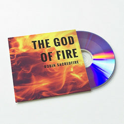 The God of Fire (Audiobook) - 22lionsbookstore.myshopify.com