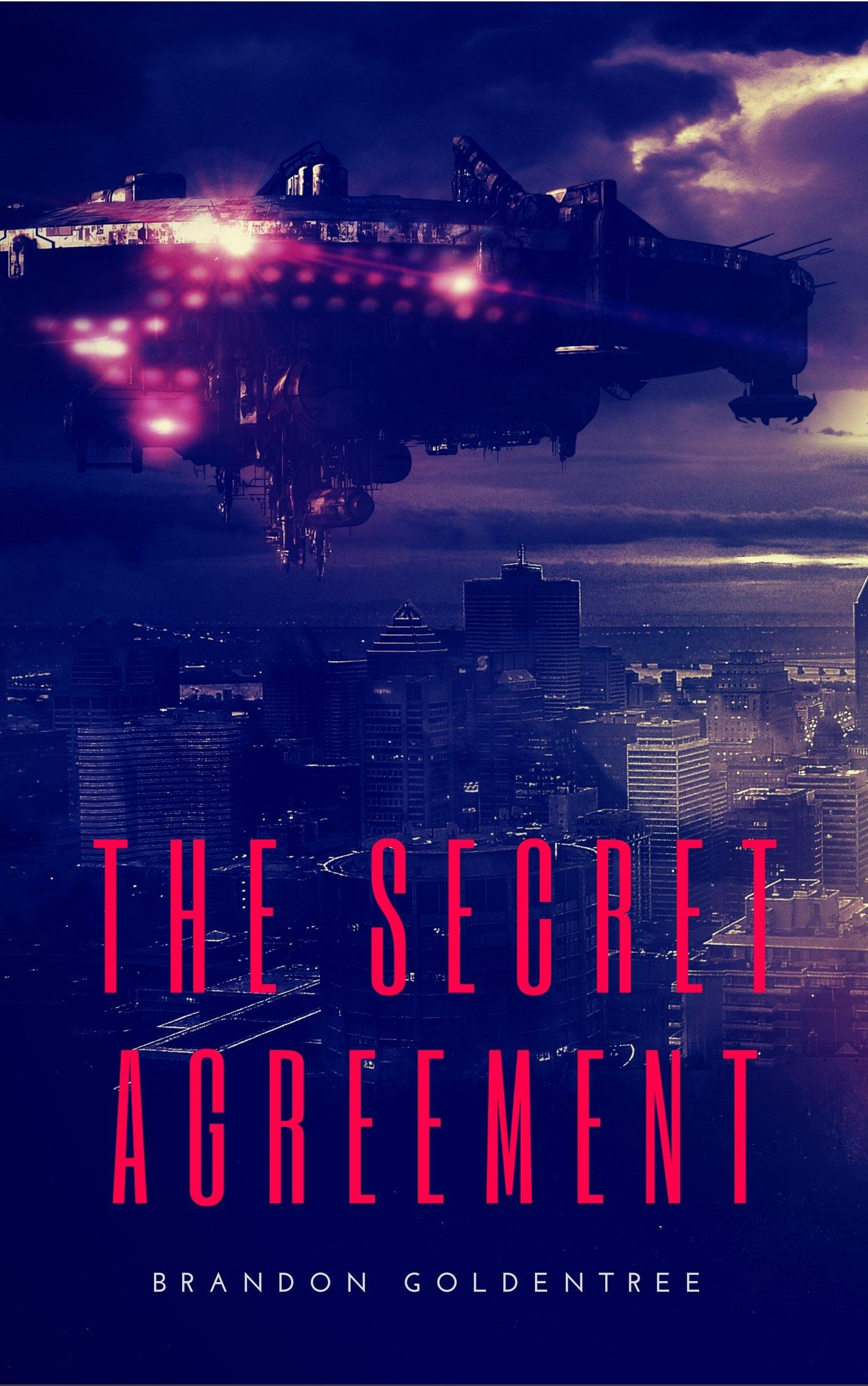 The Secret Agreement (ebook) | 22 Lions