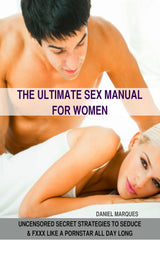 The Ultimate Sex Manual for Women - 22 Lions