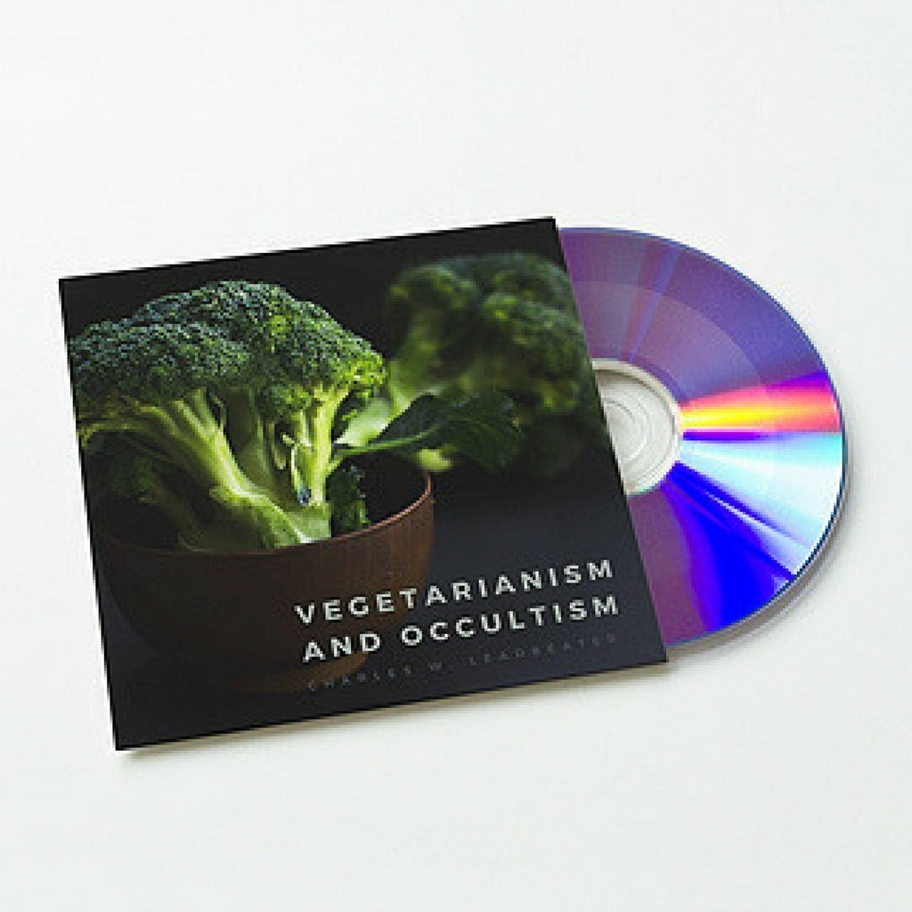 Vegetarianism and Occultism (Audiobook)