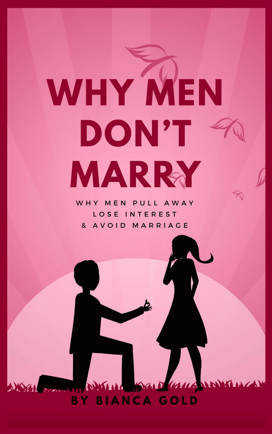Why Men Don't Marry (ebook) | 22 Lions