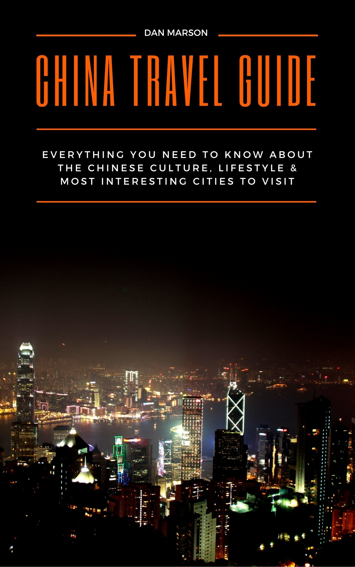 China Travel Guide (ebook) | 22 Lions