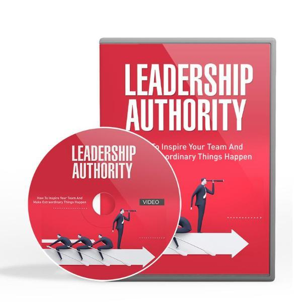 Course: Leadership Authority | 22 Lions