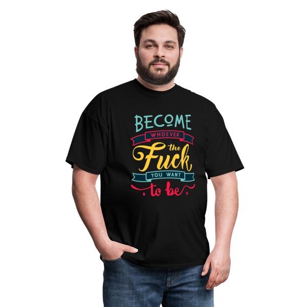Become Whoever The Fuck T-shirt - 22 Lions