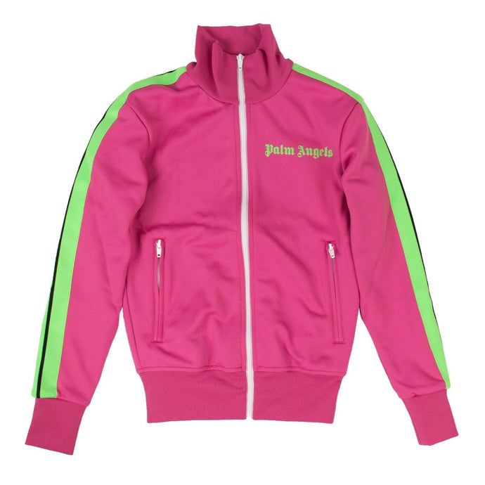 Side Stripes Track Jacket - Pink