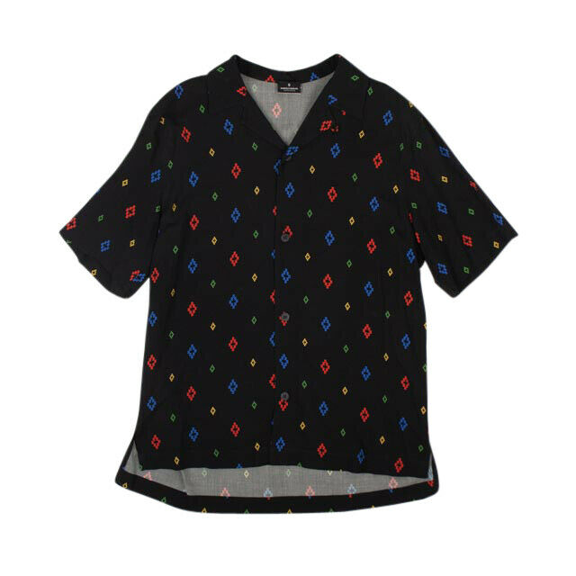 'Multicolored Logo' Shirt - Black