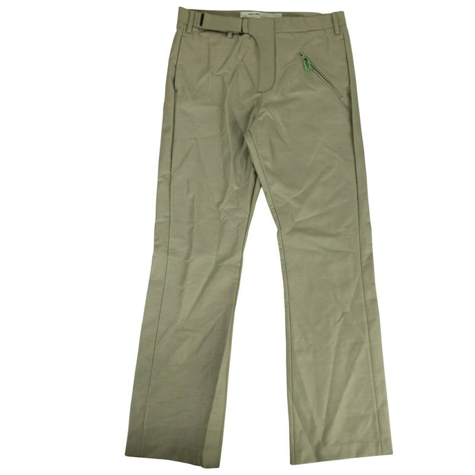 'Contour Tailored' Pants - Green