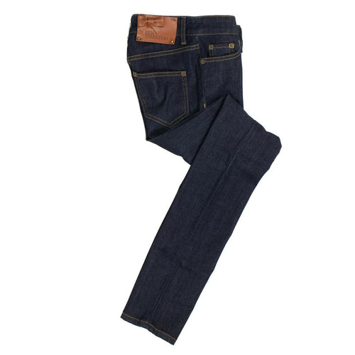 Denim Blue Skinny Jeans