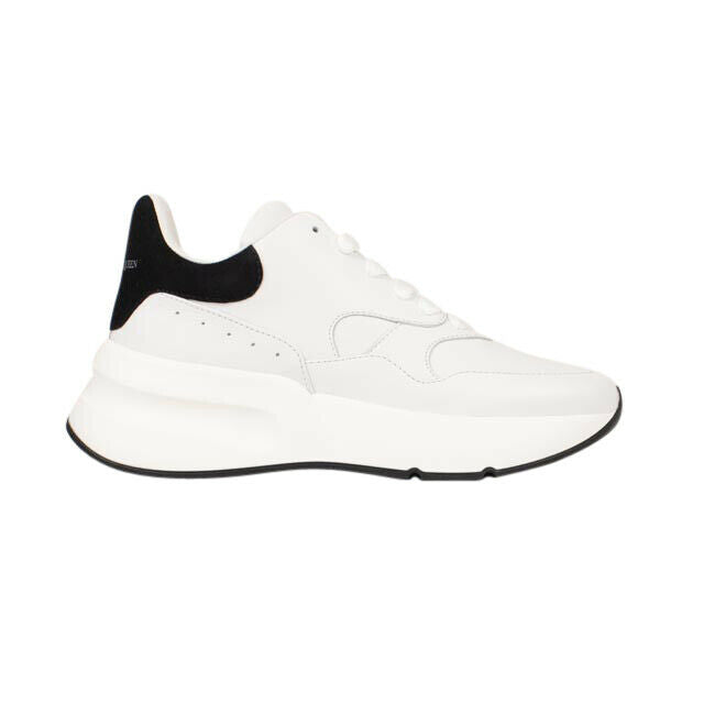 Oversized Sole Sneakers - White