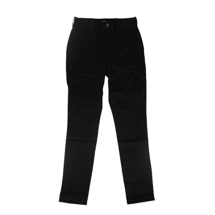 Cotton Pants - John Chino Black
