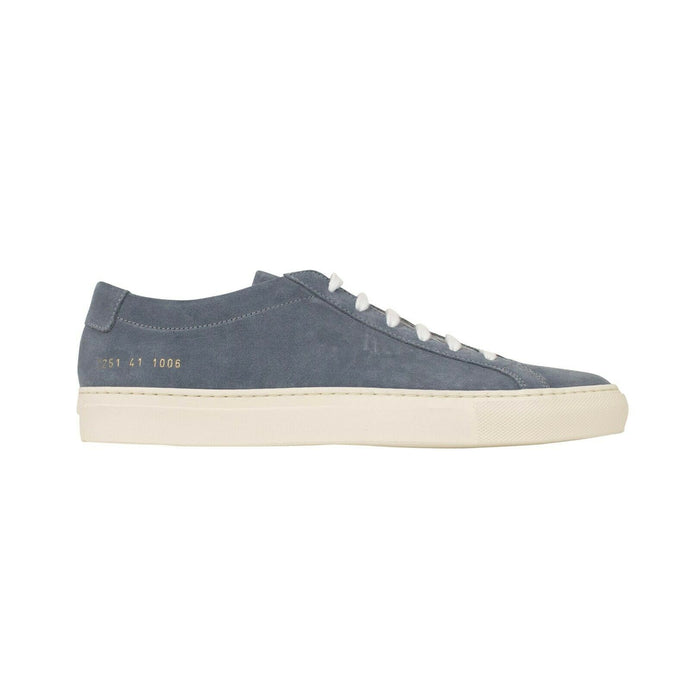Suede 'Original Achilles' Sneakers - Blue