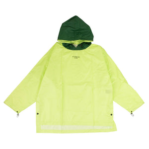 'NFPM' Rain Jacket - Green On Green