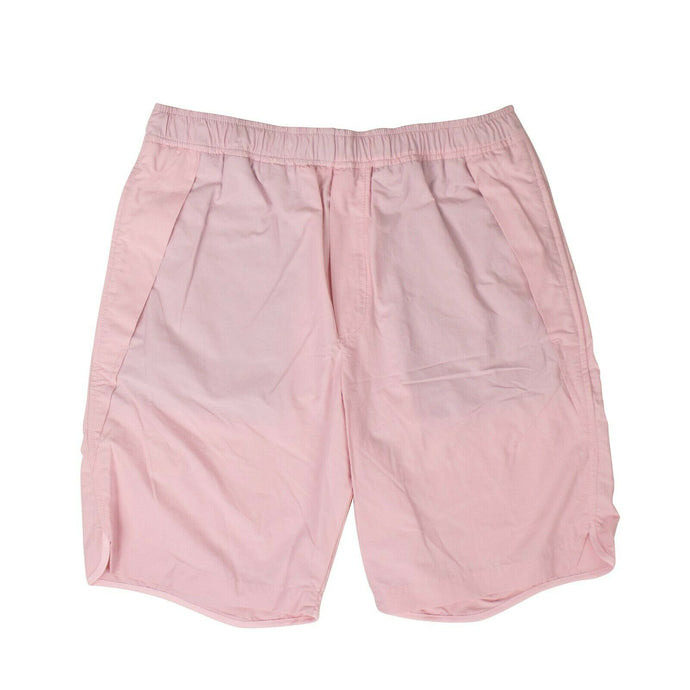 Polyester 'Staple' Shorts - Dusty Pink