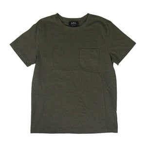 Road Short Sleeves T-Shirt - Green Khaki