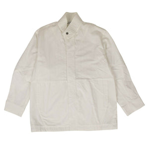 Cotton Judo Field Shirt - White